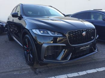 Jaguar F-PACE 5.0 Supercharged V8 SVR AWD Automatic 5 door Estate image